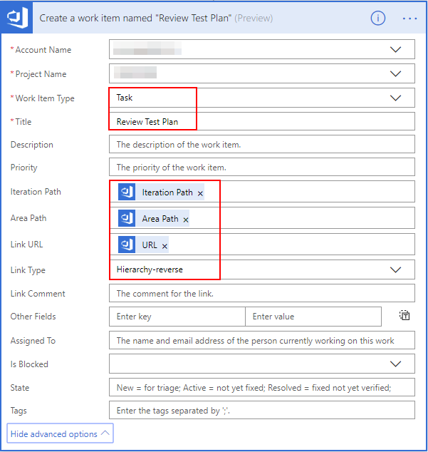 Automate Task Creation On User Story In Azure DevOps Using